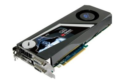 Sapphire Radeon HD 6950 Toxic