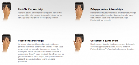 Logitech Touchpad Wireless