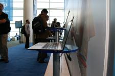 Intel IDF 2011 Otellini Keynote Ultrabooks