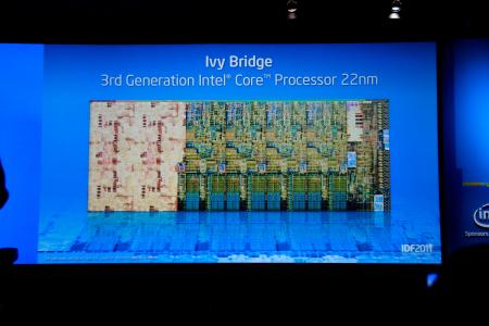 Intel IDF 11 Ivy Bridge