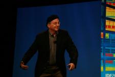 Intel IDF 2011 Keynote Justin
