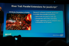 Intel IDF 2011 River Trail