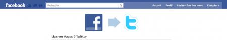 Facebook lie twitter