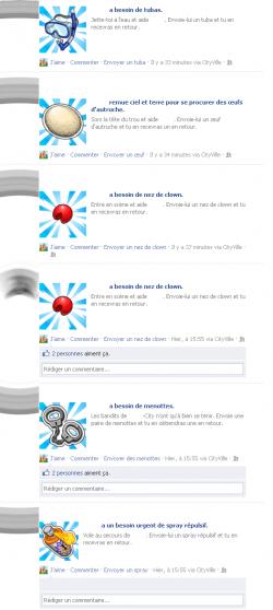 Jeux Facebook