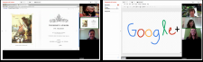 Google+ hangouts nouveautés ouverture