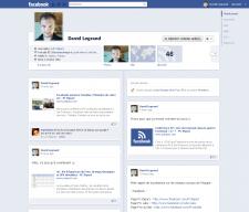 Nouveau Profil Facebook 2011