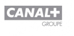logo canal+ groupe