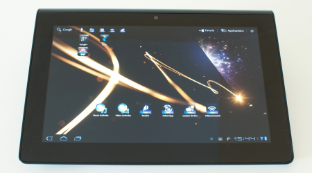 Sony Tablet S android 3.2