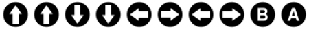 code konami