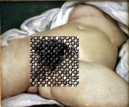 Gustave Courbet l'Origine du Monde