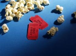 cinéma ticket billet