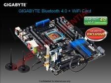 Gigabyte X79 Wi-Fi 802.11n Bluetooth 4.0 PCIe x1