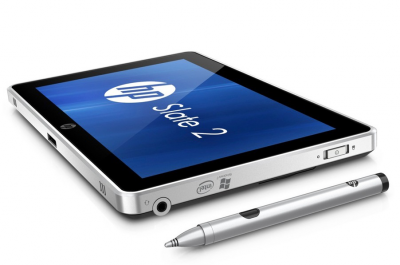 HP Slate 2 tablette windows 7