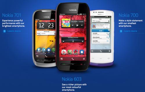 Nokia 603 700 701 Symbian Belle