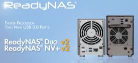 Netgear ReadyNAS NV+ Duo v2