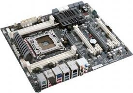 ECS X79R-AX Black Deluxe et Extreme