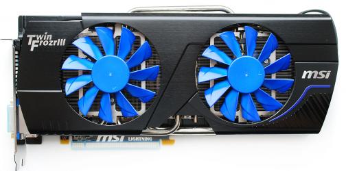 MSI N580GTX Lightning Xtreme Edition Xbit labs
