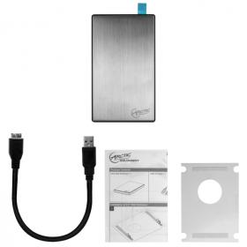 Arctic 2.5 pouces USB 3.0 boitier externe