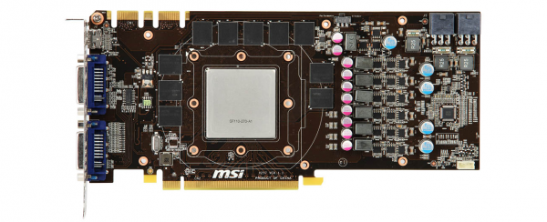 MSI N560GTX-448 GTX 560 Ti 448