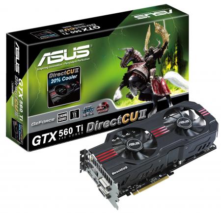 Asus GeForce GTX 560 Ti 448
