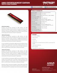 AMD DDR3