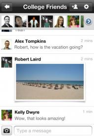 Google+ iOS