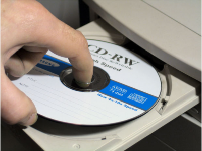 CD-Rom copie privée