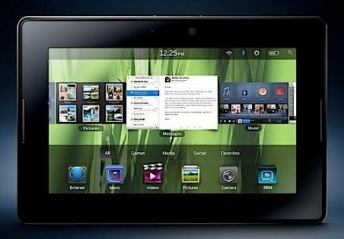 RIM BlackBerry PlayBook tablette tactile