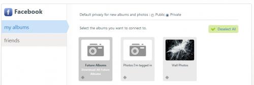 Social Folders Private