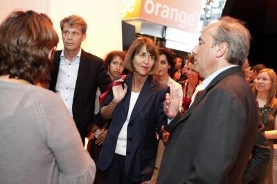 © Caroline Doutre - abacapress pour Orange