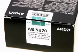 AMD APU A8-3870K