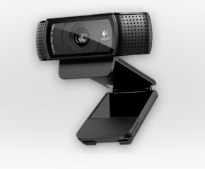 Logitech webcam C920 Souris Cube