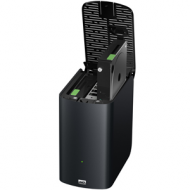 Western Digital My Book Live Duo NAS Personal Clou