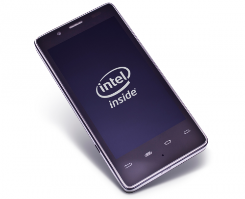 Intel smartphone atom