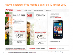 Orange Plan Retention Free Mobile