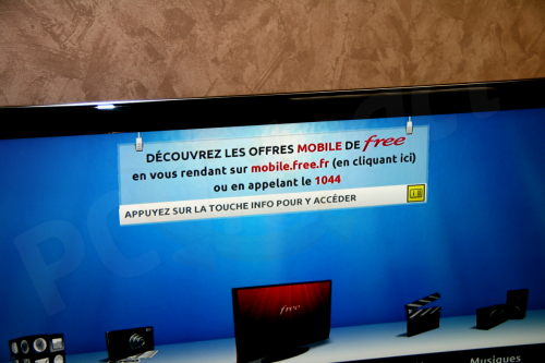 Free Pub Forfaits Mobile Freebox Revolution