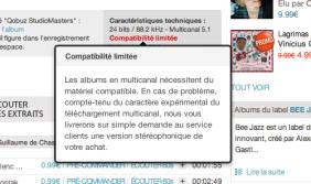 Quobuz multicanal 5.1