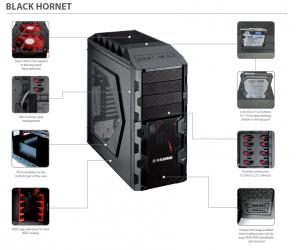 Xilence Black Hornet