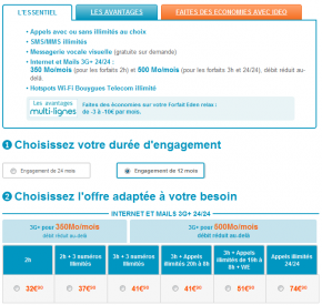 Eden relax Bouygues Telecom
