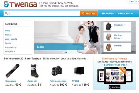 twenga moteur shopping google