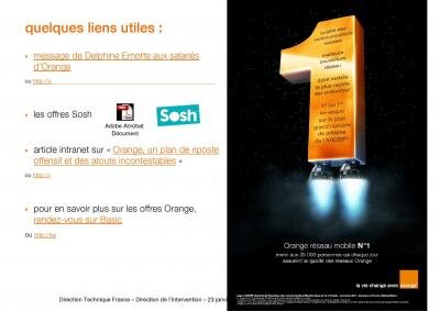 Orange argumentaire Free
