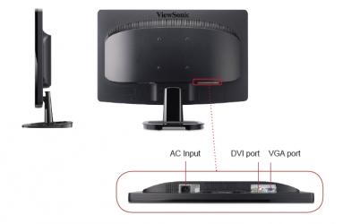 ViewSonic VX2336s-LED
