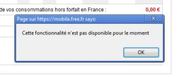 Facture PDF Free Mobile