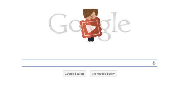 saint valention Google