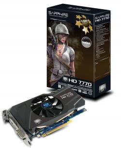 Radeon HD 7750 7770 Sapphire