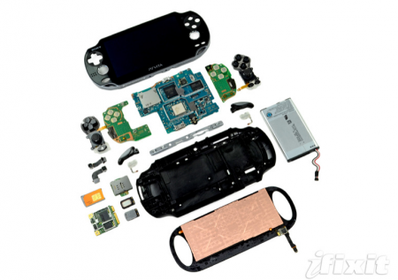 iFixit PS Vita
