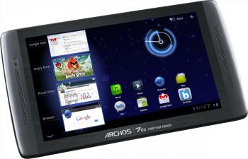 Archos A70b Internet Tablet