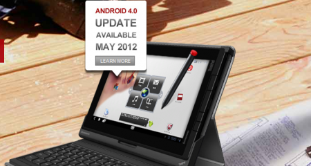 Lenovo THinkpad tablette