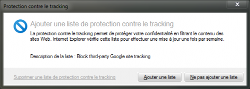 ie9 tracking