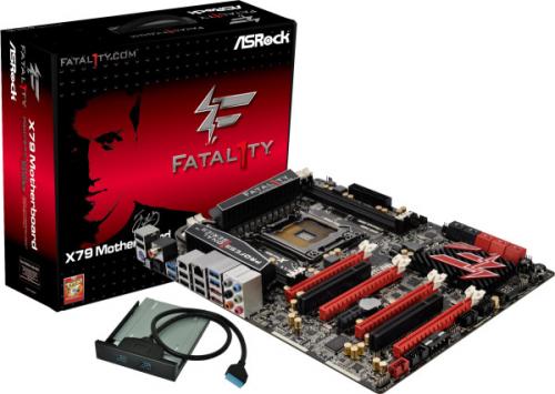 ASRock X79 Fatal1ty